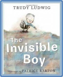 invisible boy.border