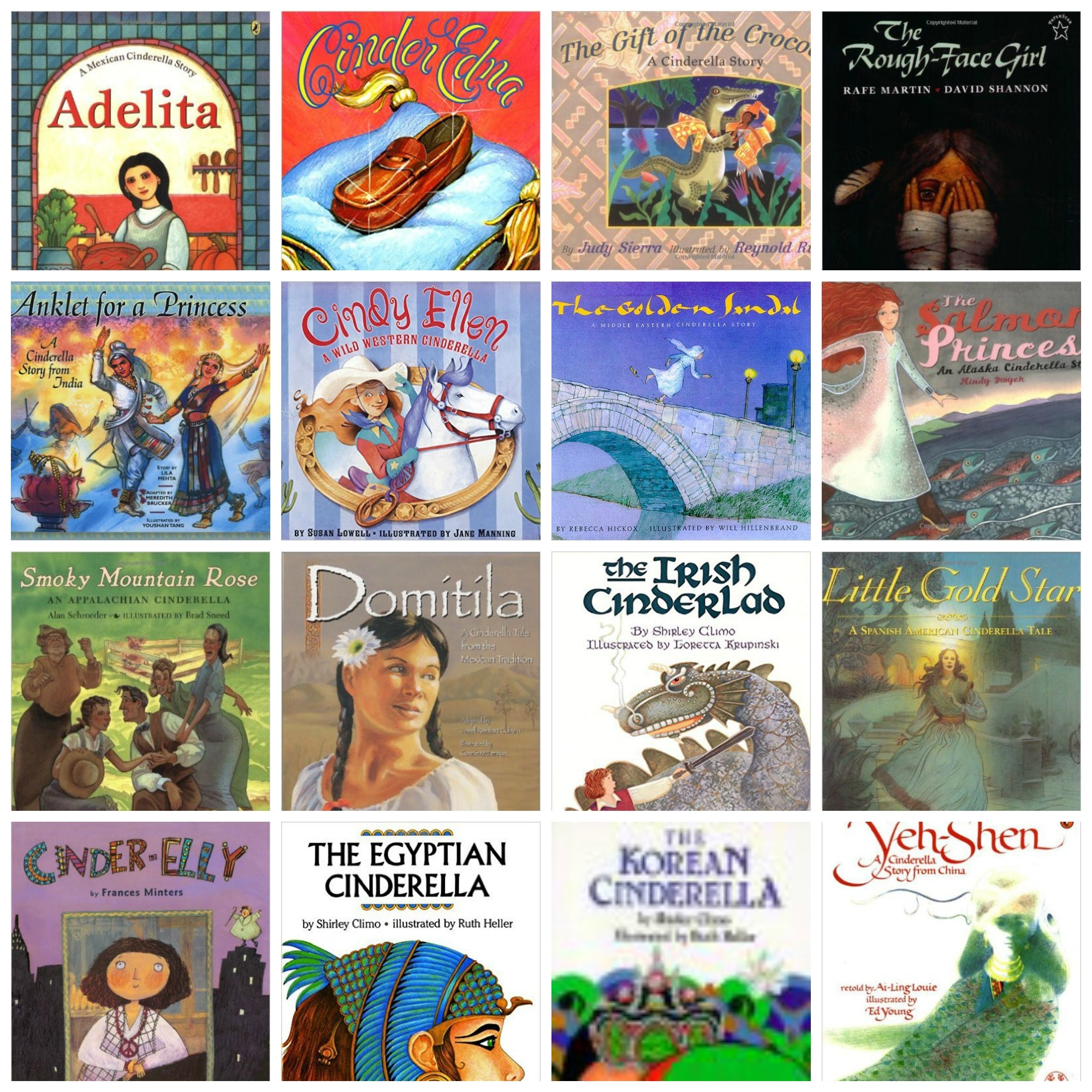 different cinderella stories Cinderella: a cross-cultural story  they will have lots of different versions of cinderella to read  kathleen m teaching with cinderella stories from.