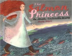 Salmon Princess.Alaskan Cinderella.515YOuE3h7L._SY390_BO1,204,203,200_