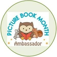 ABC, Adoption & Me: A Multicultural Picture Book for Adoptive Families. Picture Book Ambassador badge