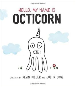 My Name Is Octicorn. 417MjBeAKSL._SX440_BO1,204,203,200_