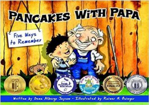 books Help Kids Handle Grief Loss.Pancakes with Papa.61StzMzilAL._SY352_BO1,204,203,200_