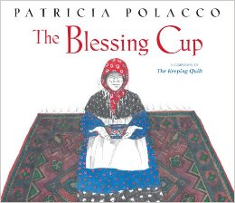 Holiday Blessings: Beyond Tinsel, Trinkets to compassion, welcome-the-blessing-cup-51ksoujm8zl-_sx258_bo1204203200_