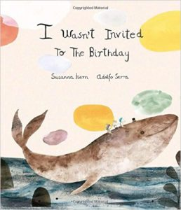 I wasn't Invited to the Birthday.51QhF7wiBOL._SX428_BO1,204,203,200_